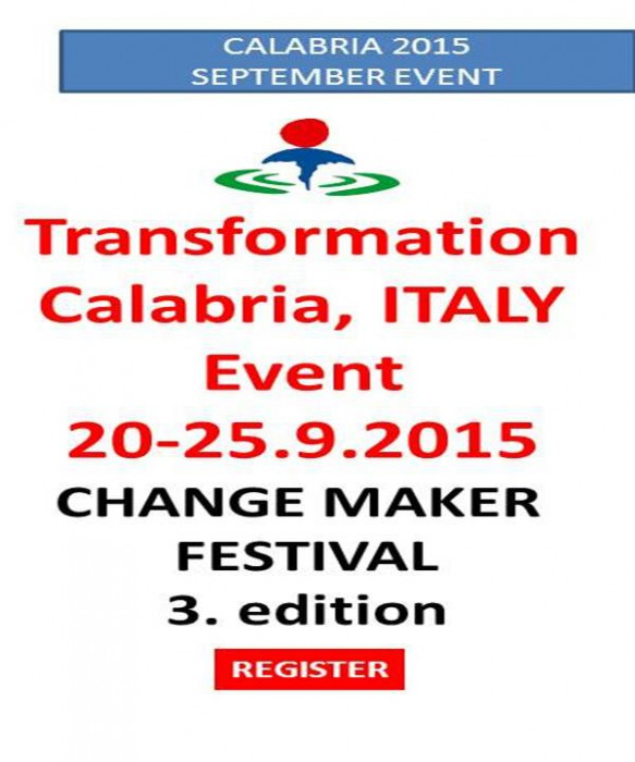 Transformation Calabria Event, Italy
